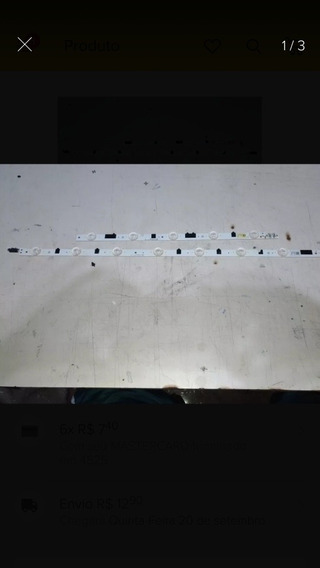 2 Pares Pilhas Tv Samsung Un40f6100ag