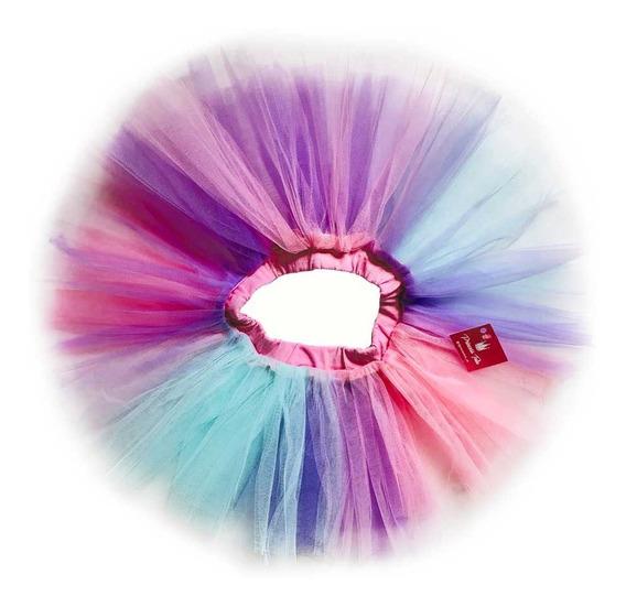 Tutu Multicolor Pastel