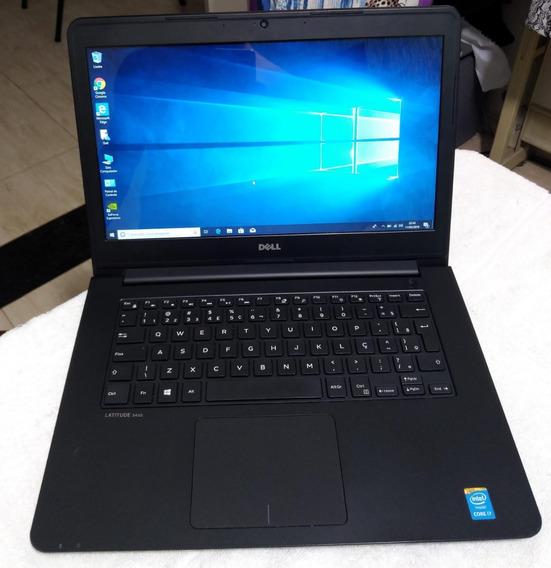 Notebook Gamer I7 Dell Latitude 3450 Top Placa De Video 2gb