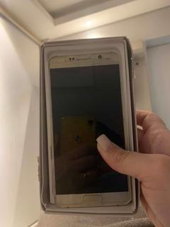 Celular Samsung Note 5 Dourado