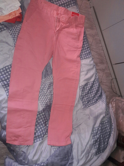 Pantalon Babucha Hombre Rosa Chicle Vanderholl