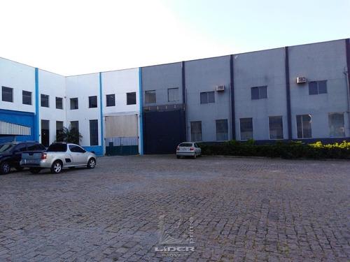 Galpão Industrial 750 M2 Bragança Paulista - Ga001-2