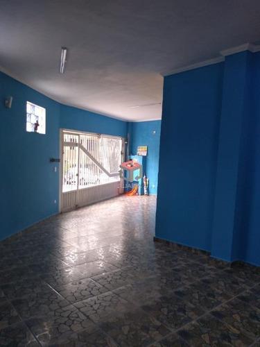 Imagem 1 de 20 de Sobrado À Venda, 3 Quartos, 4 Vagas, Nova Petrópolis - São Bernardo Do Campo/sp - 78699