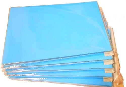 Papel Sublimatico A4 Fundo Azul 500 Folhas Premium O Melhor