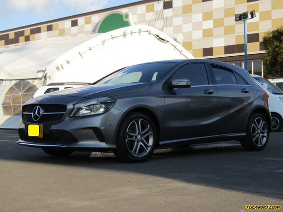 Mercedes Benz Clase A 200 At 1600cc Aa Ab Abs Tc