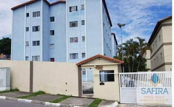 Apartamento Com 2 Dorms, Vila Miranda, Itaquaquecetuba - R$ 190.000,00, 47m² - Codigo: 524 - V524