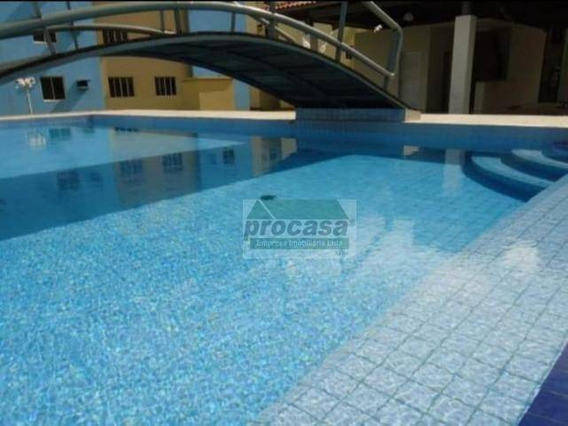 Apartamento Com 2 Dormitórios Para Alugar, 49 M² Por R$ 1.100,00/mês - Tarumã - Manaus/am - Ap2975