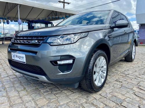 Imagem 1 de 11 de Land Rover Discovery Sport