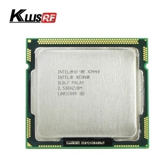 Processador X3440 1156 = I7 880 I7 870 I7 860 + Pasta(=mx4)