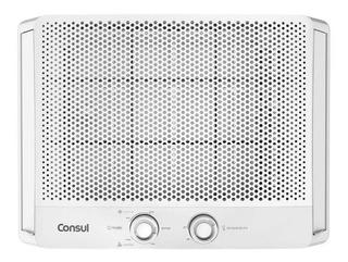 Ar condicionado Consul de janela frio 7500BTU/h branco 110V CCB07EB
