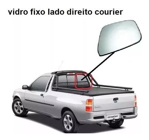 Vidro Traseiro Ford Courier Fixo Lado Direito