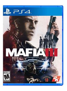 ¡¡¡ Mafia 3 Para Ps4 En Wholegames Entrega Inmediata !!!