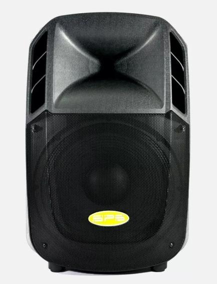 Corneta Amplificada Sps 15 Pulg Amplificador Clase D 800 W