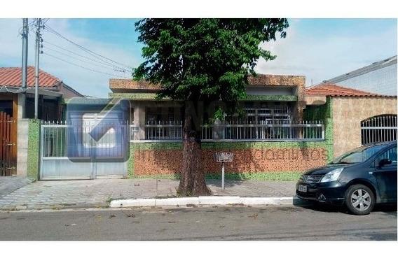 Venda Casa Terrea Sao Caetano Do Sul Prosperidade Ref: 13568 - 1033-1-135687