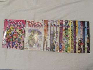 Coleção Revista Witch