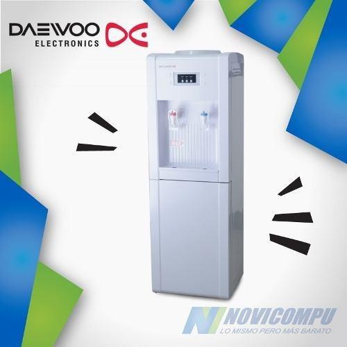Torre Dispensadora De Agua Fria Y Caliente Daewoo Dwc-39cn