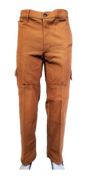Pantalon Cargo Camuflaje Cazador Tipo Cabelas