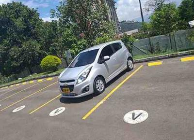 Chevrolet Spark Gt Ltz 2018