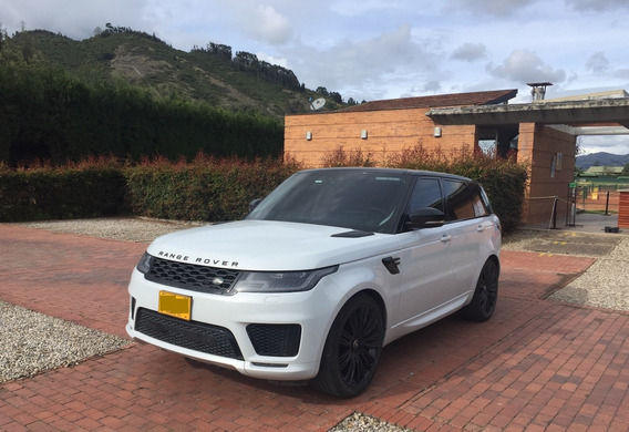 Land Rover Range Rover Sport 3.0 L 4x4 336 Hp, 2019