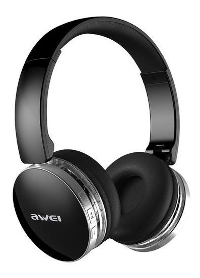 Fone Luxo Headphone Bluetooth Confort Awei A500bl
