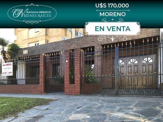 Oportunidad! Casa En Venta- Moreno