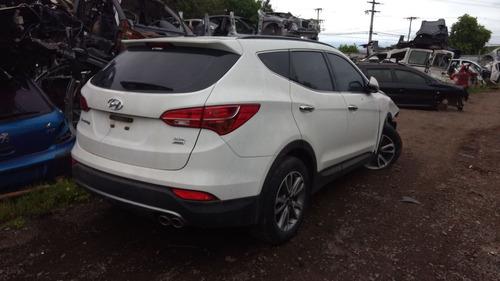 Imagem 1 de 2 de Sucata Hyundai Santa Fe 2015 Bartolomeu Peças