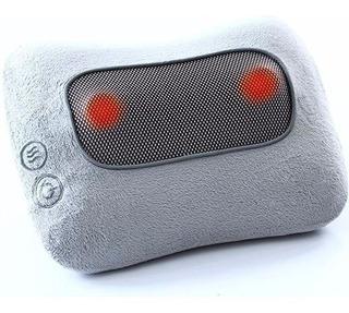 Almofada Encosto Massageadora C/pontos Shiatsu Relaxmedic
