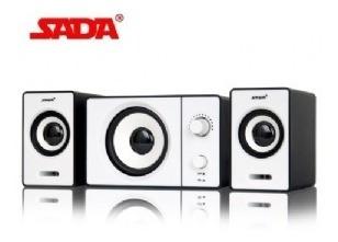 Sada D-200d Saida Multimedia Computer Speakers Laptop Mini S