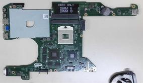 Placa Mãe Dell 14r 5420 C Vídeo 3460 Da0r08mb6e2 Com Defeito