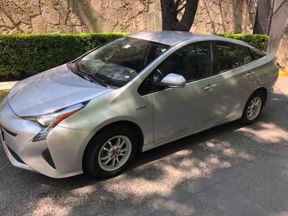 Toyota Prius 1.8 Premium Mt 2016 42,000 Km Unico Dueño