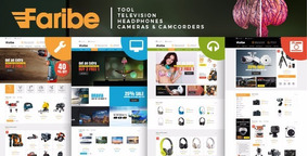 Template Faribe - Multi Purpose Opencart 3