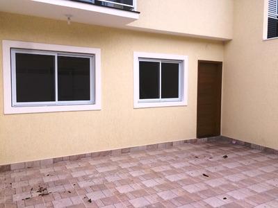 Sobrado Novíssimo, 120m², 03 Dormitórios, 1 Suíte E 02 Vagas