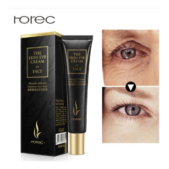 Ácido Hialurônico Creme Anti Rugas Para Áreas Dos Olhos 20g
