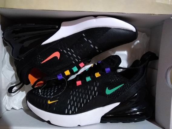 Zapatillas Nike Air Max 270 Mujer No adidas No Reebok