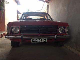 Chevrolet Opala 4 Pts 1975 4cc