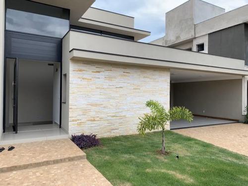 Casa Sobrado Com 250 M² De Área Construída Em Um Terreno De 360 M², Zona Sul, No Condomínio Residencial Terras De Siena, No Bairro Vila Do Golfe Na Ci - Ca00431 - 68444603
