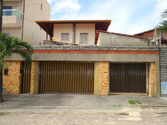 Casa Com 5 Dormitórios Para Alugar, 218 M² Por R$ 3.000/mês - Cambeba - Fortaleza/ce - Ca1356