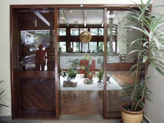 Alto Padrão Em Condomínio À Venda, Parque São Quirino, Campinas. - Ca0220