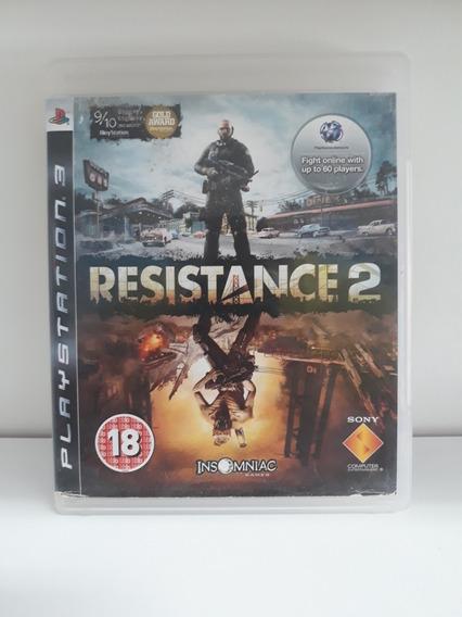 Jogo Para Ps3: Resistance 2