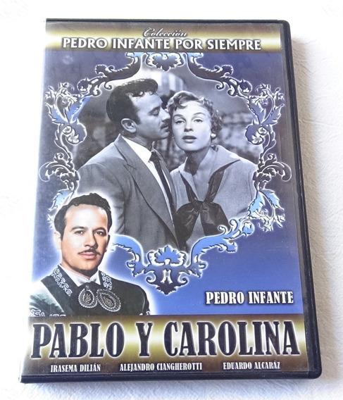 Pablo Y Carolina Pelicula Dvd Zima Mexico Pedro Infante
