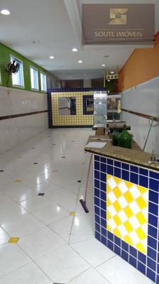 Salão Comercial Para Venda E Locação, Cidade Martins, Guarulhos - Sl0076. - Sl0076