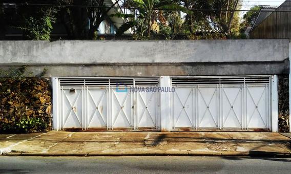 Casa Com 5 Dormitórios Com Piscina No Brooklin Paulista - Bi26572