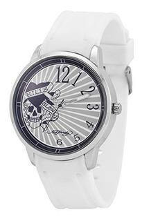 Reloj Ed Hardy 1120 Omen Para Hombre