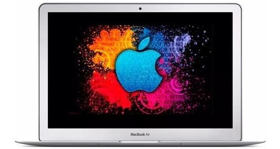 Macbook Air Tela 13,3 I5 8gb 128ssd Mqd32bz/a Lacrado + N F