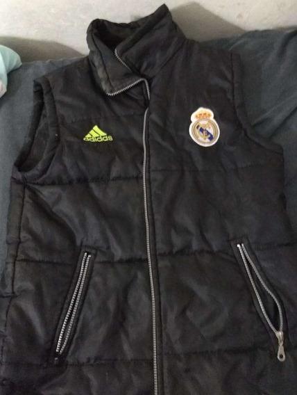 Chaleco Del Real Madrid En Buen Estado