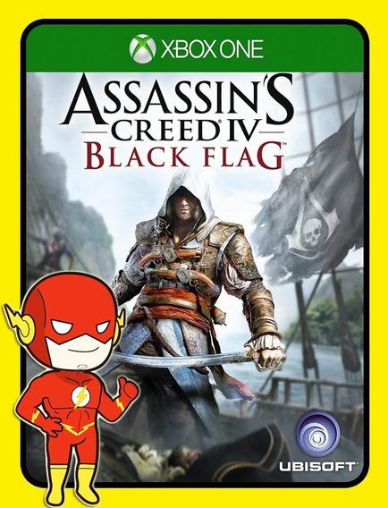 Assassins Creed Iv Black Flag Xbox - 25 Dígitos (envio Flash)