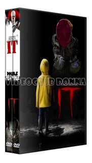 It El Payaso Eso 1 Y 2 Saga 3 Dvd Pack Coleccion Remake