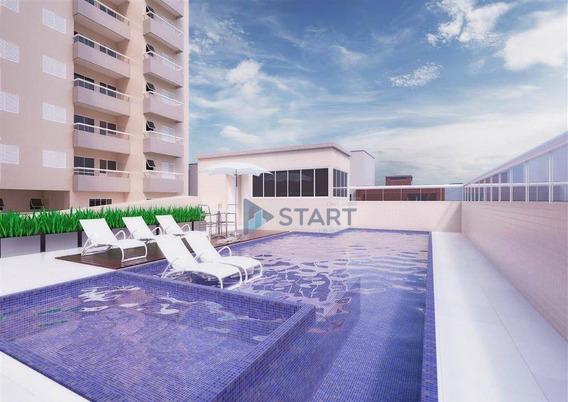 Lançamento Na Ocian Em Praia Grande Com 2 E 3 Dormitorios Entrada A Partir De R$ 30mil - Ap6306
