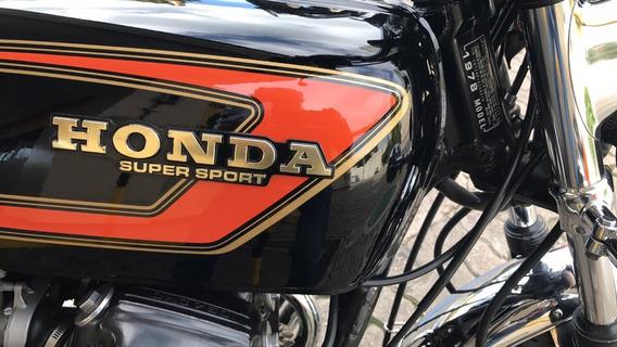 Honda 750 Four Ss Año 1978