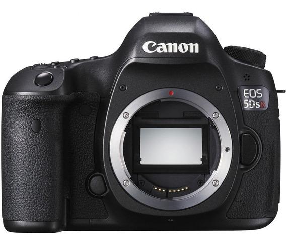Corpo Câmera Full Frame Canon 5ds R Garantia Nfe